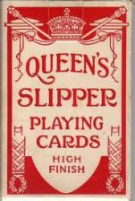 Queen's Slipper Playing Cards